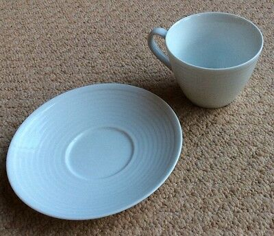M&S Cup & Saucer Madison White