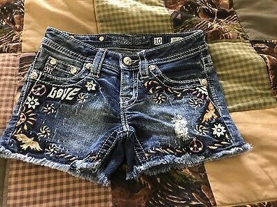Girl's Miss Me Shorts Size 10