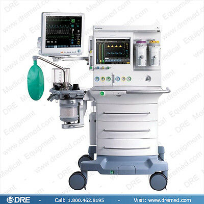 Mindray A5 Anesthesia Machine - SN EJ-24001810 - BioMed Tested & Certified !!!