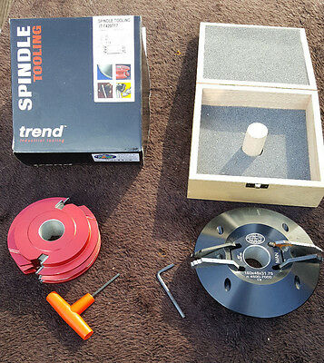 Spindle Moulder Tooling  (Trend)
