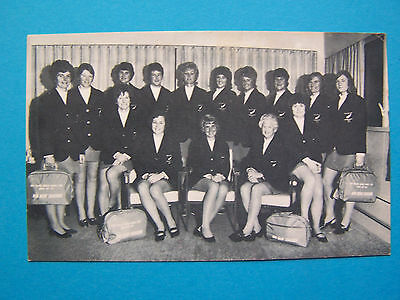 New Zealand Women's Cricket Team 1973 - Signed Photograph