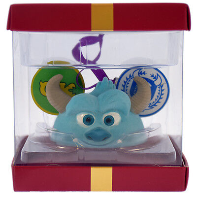 Disney Park Holiday Subscription Monster Sulley Ear Hat Ornament New With Box