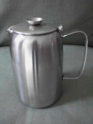 Old Hall stainless steel pot 1.3/4pt