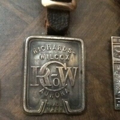Vintage Pocket Watch Fob as shown WILCOX lot 30A