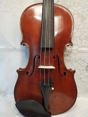 Old   Antique   Nice   Full Size 4/4 Beautiful Violin