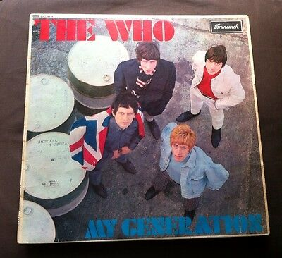 The Who. My Generation 1965. **Mega Rare** Mono,1st Pressing.