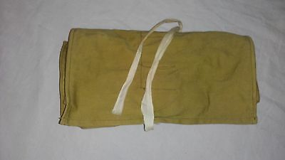 WW2 WWII Canadian British Holdall 1942