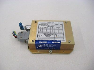 Trans-Cal SSD120 Altitude Digitizer from a Piper Cherokee Six