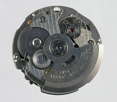 Seiko Automatic 7009A Watch Movement For Parts