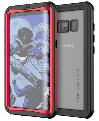 For Galaxy S8 Case   Ghostek NAUTICAL Rugged Tough Shockproof Waterproof Cover