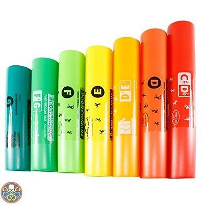 Boomwhackers Treble Extension Set Of 7 Electronics Japan Import Nuovo