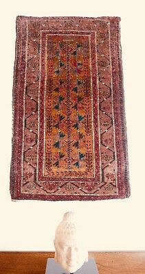 "Antique Baluch 'balisht' circa 1910  32"" x 18.5"""