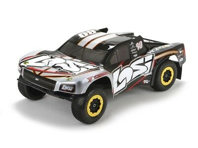 Losi 1/10 XXX-SCT 2WD Brushless SC Truck RTR with AVC Technology