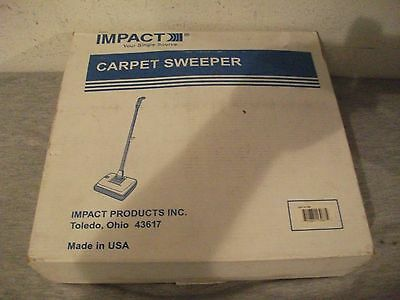 NEW Carpet Sweeper Made in USA