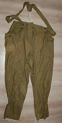 "Original Russian Spetsnaz Mountain Camo Pants ""GORKA""1992.Rare item!!!Size 50-3."
