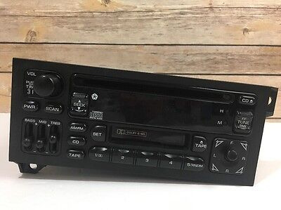 97 jeep grand cherokee A/V EQUIPMENT P04704383AD