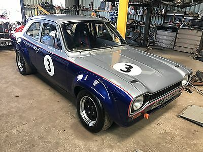 1972(L)Ford Escort Mk 1 Bubble Arch Race/rally Car,immaculate,valuable Reg No