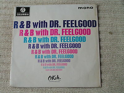 Dr Feelgood - R&B with Dr Feelgood e.p. - Columbia  E.P. - Listen