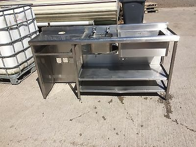 Stainless Steel Sink (double Sink)