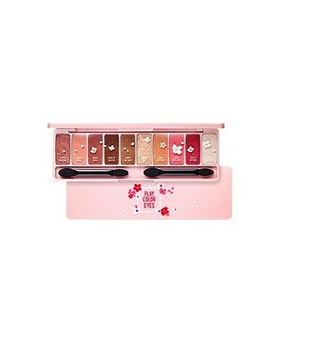 [ETUDE HOUSE] Play Color Eyes #Cherry Blossom 1g x 10 - Korea Cosmetic