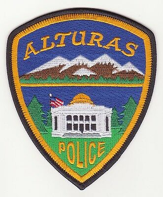 Alturas, California Police {New Style} 2016 Issue!!!