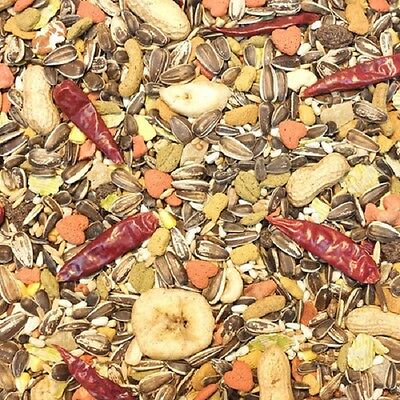 Parrot Food,Higgins Vita Seed Natural Blend Fruit Veggie Seed Mix Macaw Cockatoo