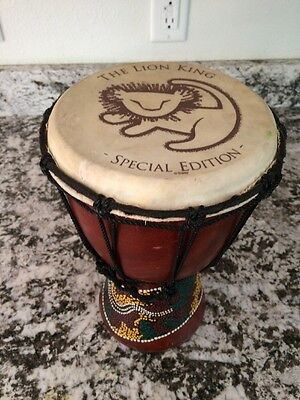 The Lion King Bongo Style Drum
