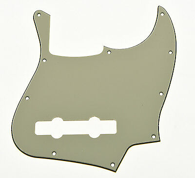 Aged White 5 String Jazz Bass J Bass Pickguard Scratch Plate for Fender