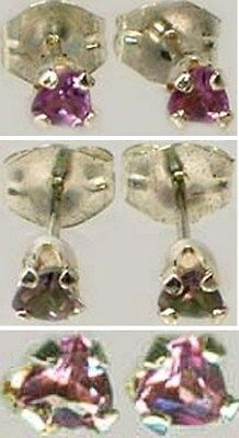 Russian Handcut 1/4ct Natural Tanzanian Purple to Pink Color Change Alexandrite