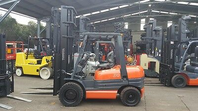 Toyota Forklift 6FG30 4500mm Lift 3 Ton New Paint $8599+GST Negotiable NSW