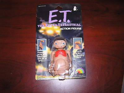 Vintage 1982 LJN ET THE EXTRA TERRESTRIAL ACTION FIGURE # 1205 New in package