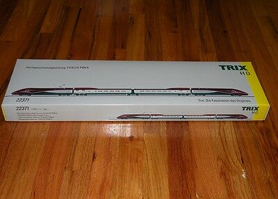 22371 Trix Ho scale THALYS PBKA train high speed  rare  sold out