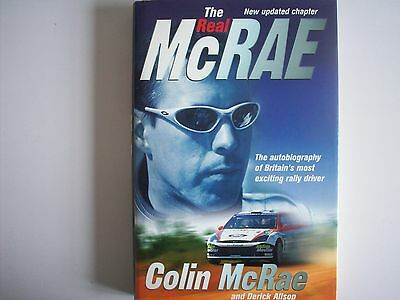 The Real Mcrae By Colin Mcrae And Derek Allsop