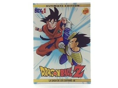 Coleccionismo Dvd Dragon Ball Z Box 1 2095143