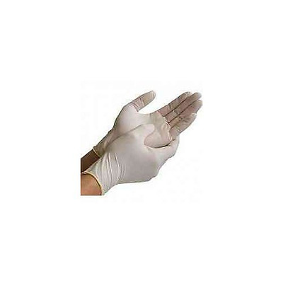 Yala Cics064 X L Gants en latex, poudré, XL (lot de 100)