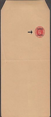 Gb Morocco Agencies Ked 10 P On 1 P  Surcharge Unused Rare Wrapper
