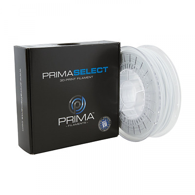 PrimaSelect™ PETG Filament - 1.75mm - 750 g - Solid Blanc