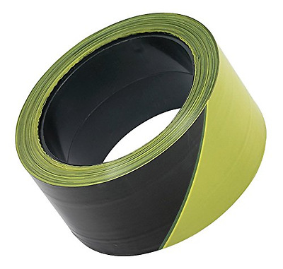KS Tools 917.3896 Rubalise 50 mm x 100 m Noir/Jaune