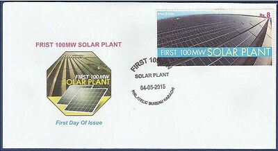 Pakistan Mnh 2015 Fdc First Solar 100 Mw Solar Plant Energy Electricity