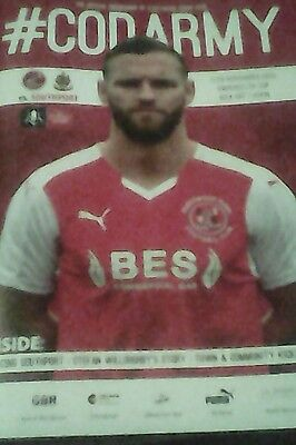 Fleetwood V Southport fa cup replay