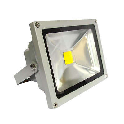 Proyector Led de exterior MICROLED,  20W. calido, frio