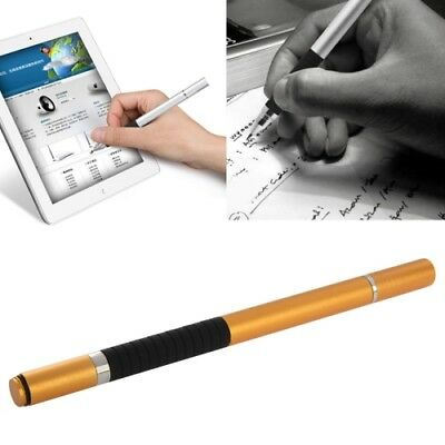 i-TECH Gold 2 in 1 Stylus Touch Pen + Ball Pen for iPhone 6 & 6 Plus / 5 & 5S &