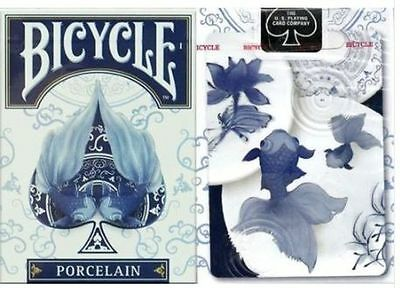 Bicycle Playing Cards **Porcelain** Deck.  New Sealed.
