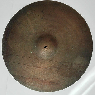 "Piatto batteria: Ride 20"" - Vintage Cymbals - jazz sound"
