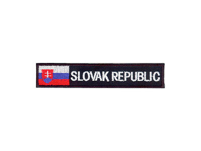 SCOUTS OF SLOVAKIA - National Slovak Scout Flag Strip Badge