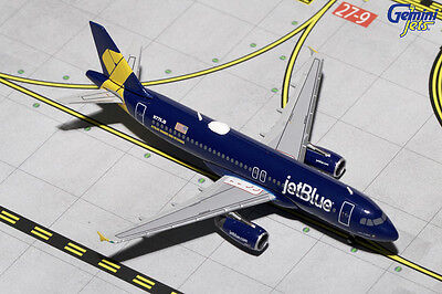 1/400 GJ JetBlue Airlines A320-200 N775JB jetBlue Honors our Veterans