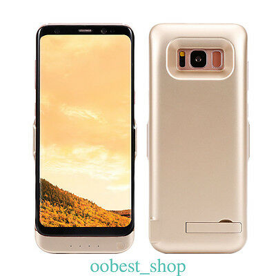 S8 Battery Charger Case Backup Extended Power For Samsung Galaxy S8 Plus 5500mAh