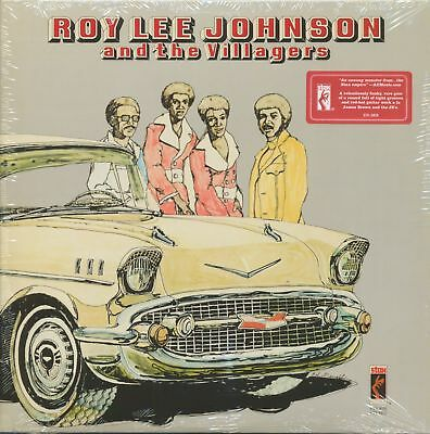 Roy Lee Johnson & The Villagers - Roy Lee Johnson And The Villagers (LP) - Vi...