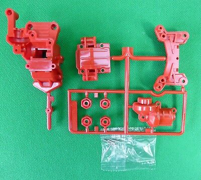 Tamiya T & R FRONT gear case to suit TA01 TA02 DF01 part # 50541