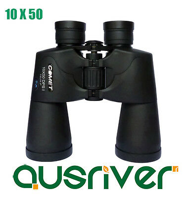 Clearance Black Colour 10x50 DPSI Comet Wide Field 6.5 Outdoor Binoculars